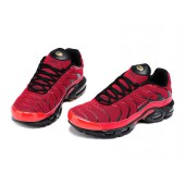 nike requin homme rouge