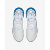 air max 270 blanche bulle bleu