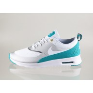 air max thea bleu metallic