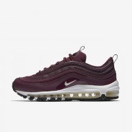 nike air max 97 bordeaux homme