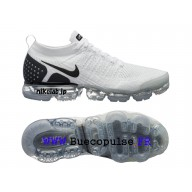 nike air vapormax flyknit homme blanc