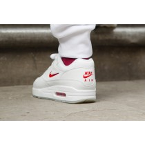 air max 1 jewel blanche rouge
