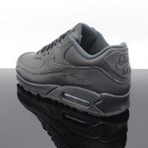 air max 90 leather noir homme