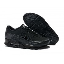 air max noir croco