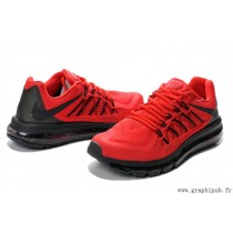 air max rouge garcon