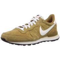 nike internationalist homme marron