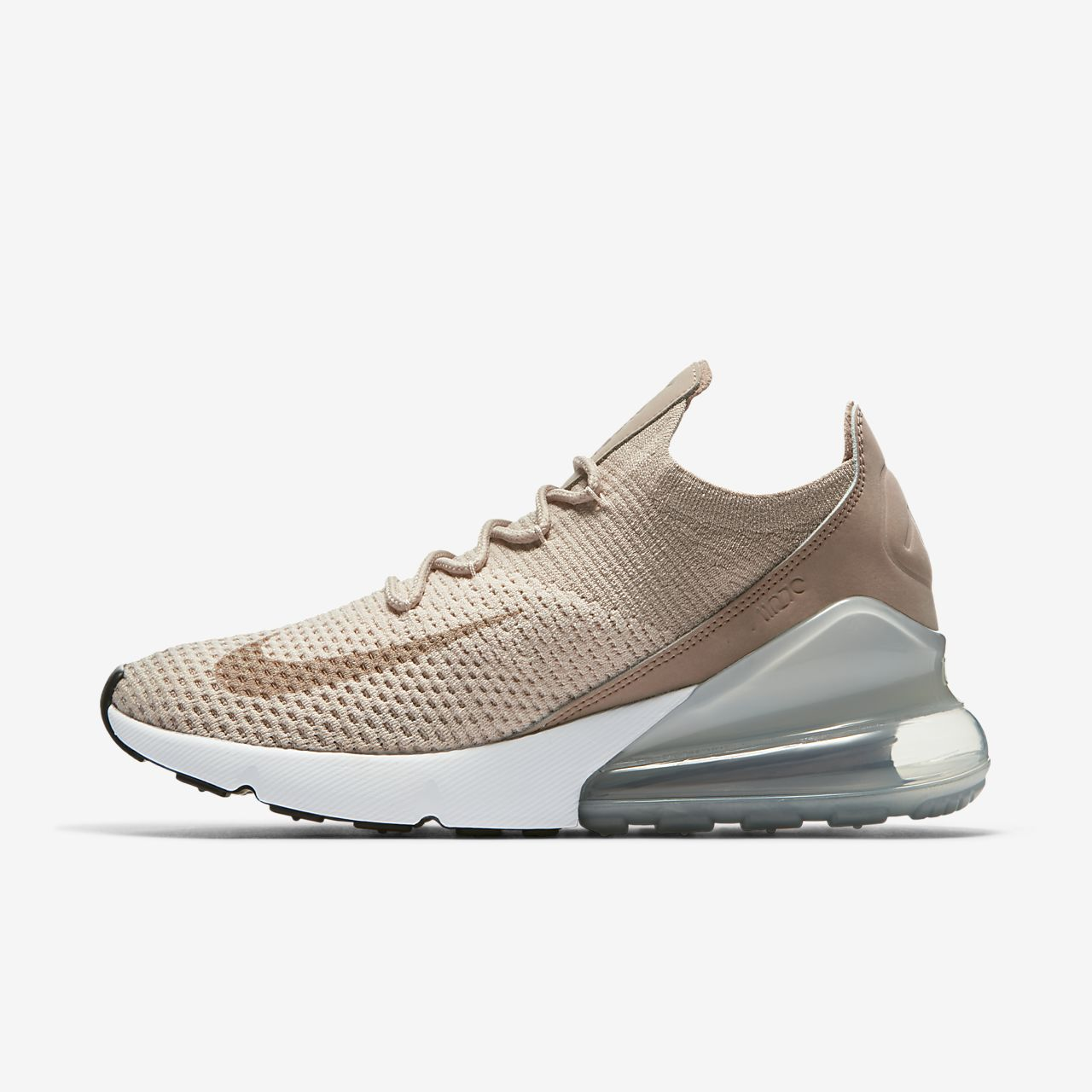 Nike Air Max 270 Flyknit Chaussure Officiel Nike Running
