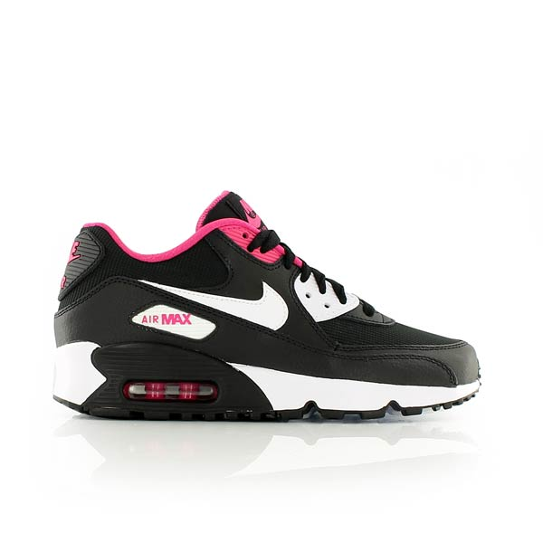 air max 90 mesh gs noir
