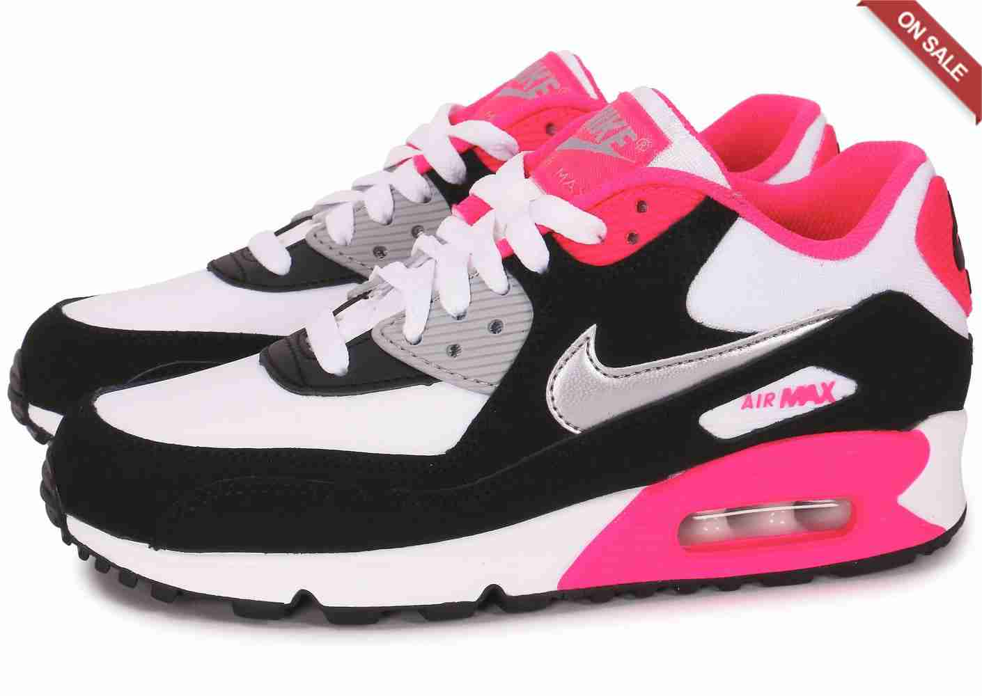 air max 90 rose junior