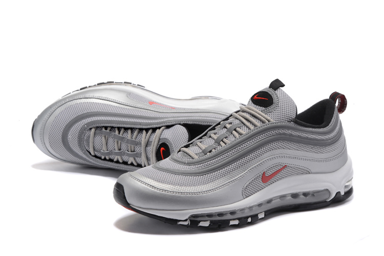 air max 97 rouge et grise
