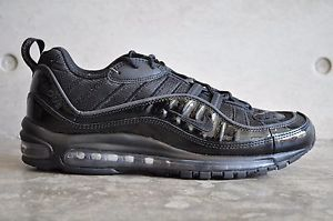 air max 98 noir supreme