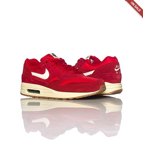 nike air max 1 rouge homme