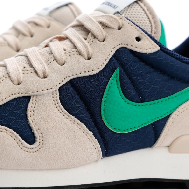 nike internationalist femme navy