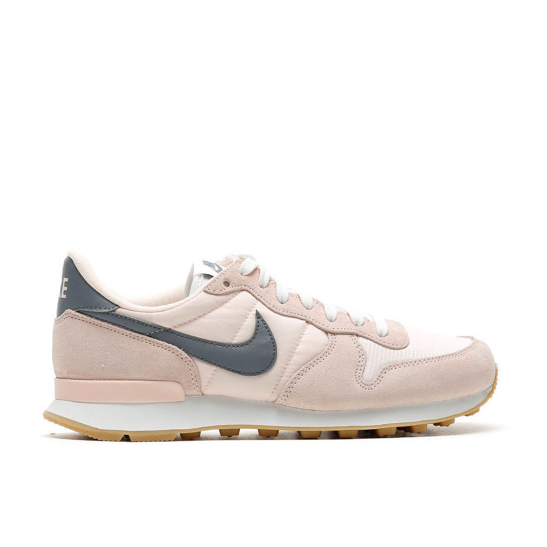 nike internationalist femme rose clair