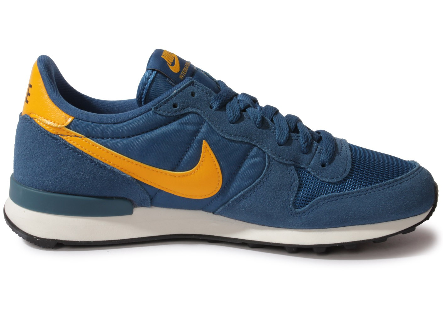 nike internationalist homme bleu