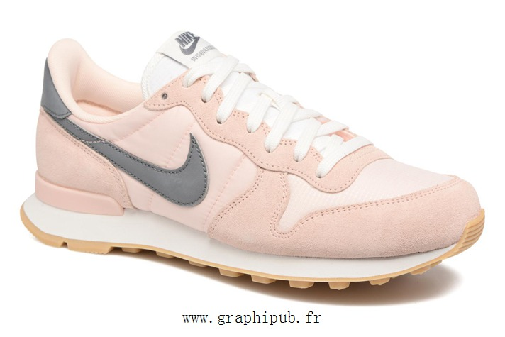 nike internationalist rose pale pas cher